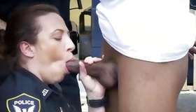 2 prossies in uniform making amazing oral sex